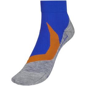 Falke RU 4 Cool Calzini Uomo, blu/grigio